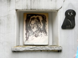 Tu je bilo doma več slovenskih izobražencev in umetnikov. Med drugim se kraj ponaša s hišo pisatelja Ivana Preglja.